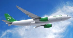 Turkmenistan to take first Airbus jets through A330 freighter conversion