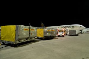 Leisure airline Condor to operate PAX-freighter flights for DHL