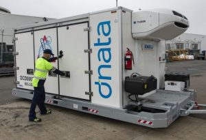Dnata takes the heat off in Australia with cool dollies