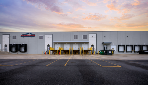 Aeroterm completes airfreight facility at CVG Airport
