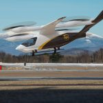 UPS to purchase up to 150 electric cargo aircraft