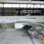 Work set to start on converting the first B777 into a freighter