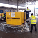 Qatar Cargo roars into action for lion charity flights
