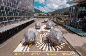Hactl opens Aero Engine Handling Centre