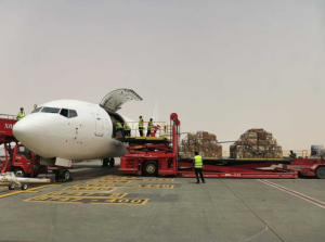 New all-cargo entrant Aviation Horizons awards GSA deal to Air One