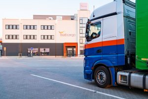 BUD achieves record cargo volumes in H1 2021