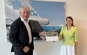 Total Touch Cargo joins AFKLMP Cargo's sustainability programme