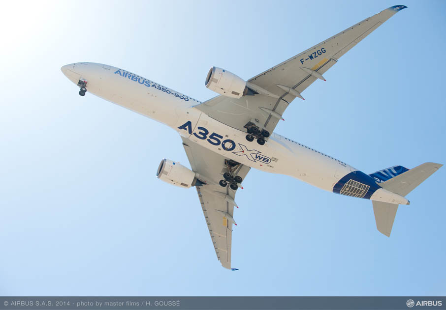 Airbus confirms A350 freighter while Boeing mulls all-cargo B777X