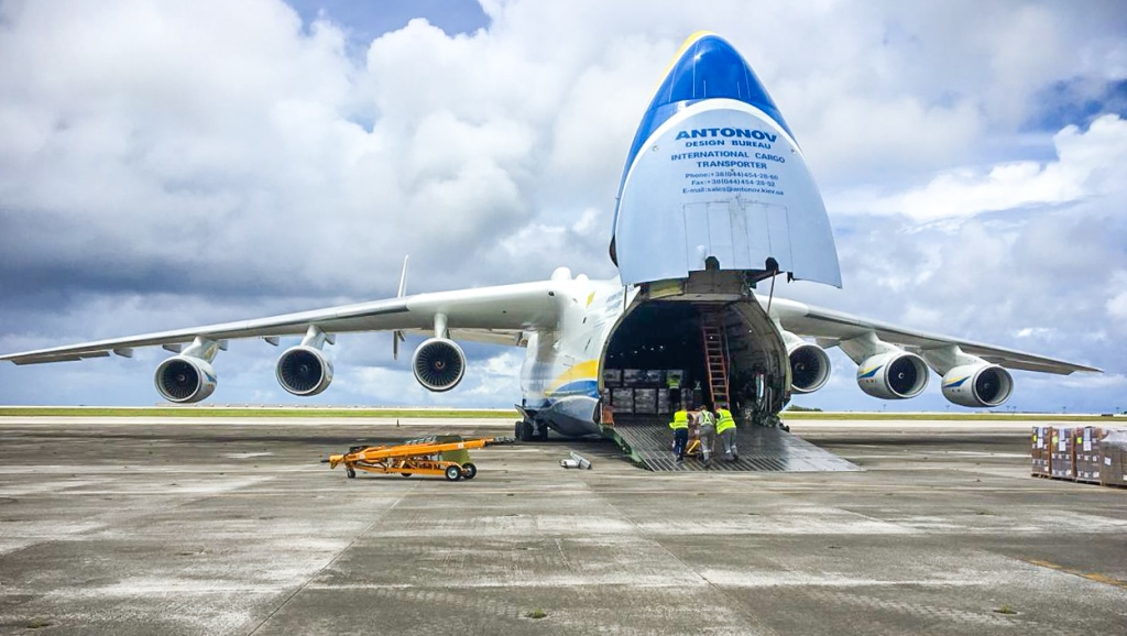 Antonov Airlines HQ to take over GSSA role