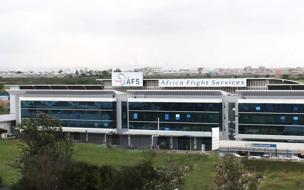 Nairobi Jomo Kenyatta International Airport