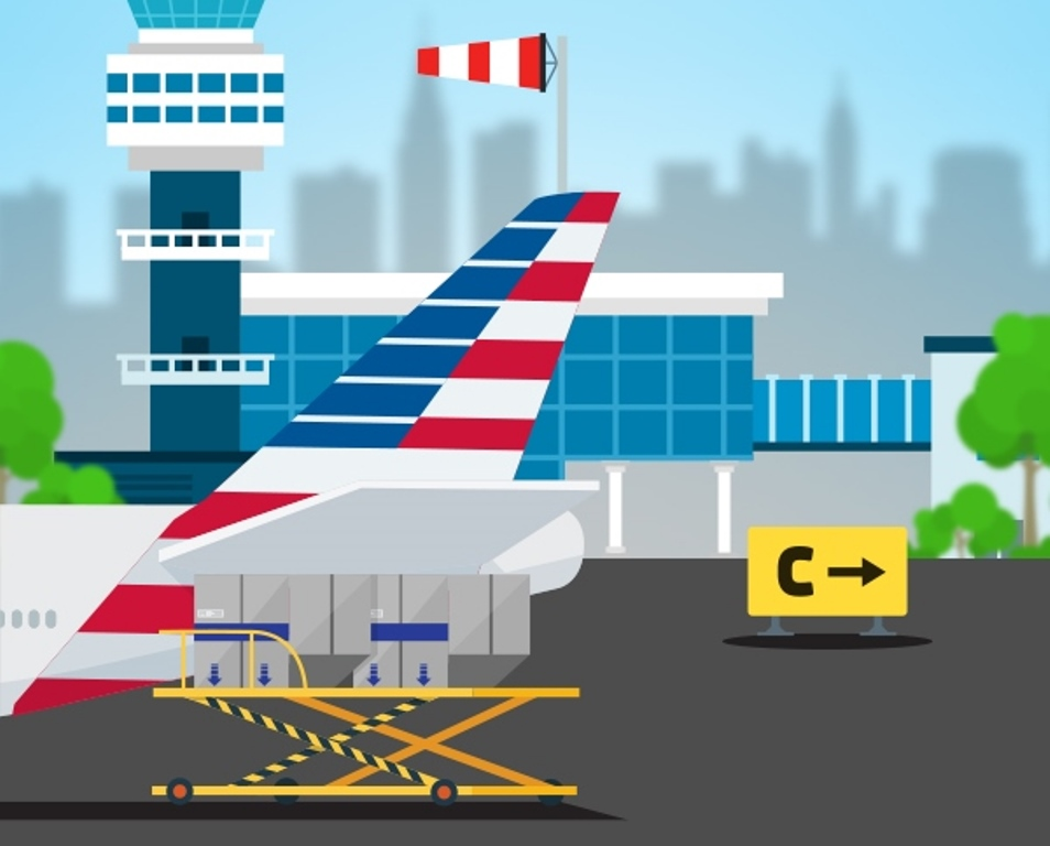 American Airlines further digitises cargo operations