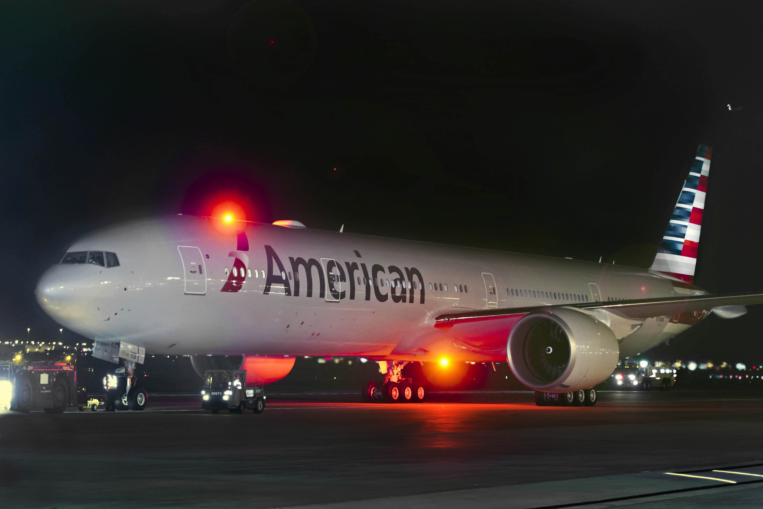 american airlines expands european trucking as global q2 revenues