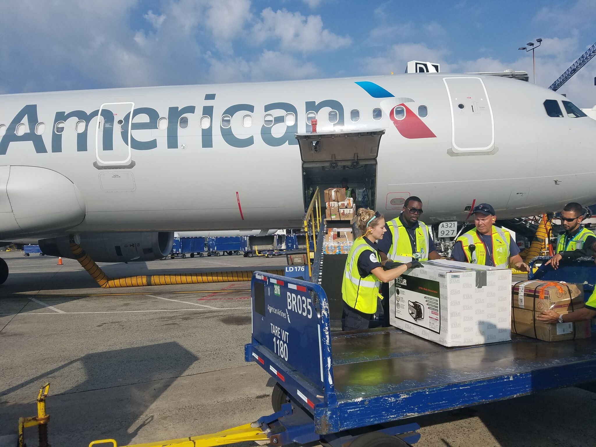 American Airlines Reports Ahead Of Market Cargo Growth ǀ