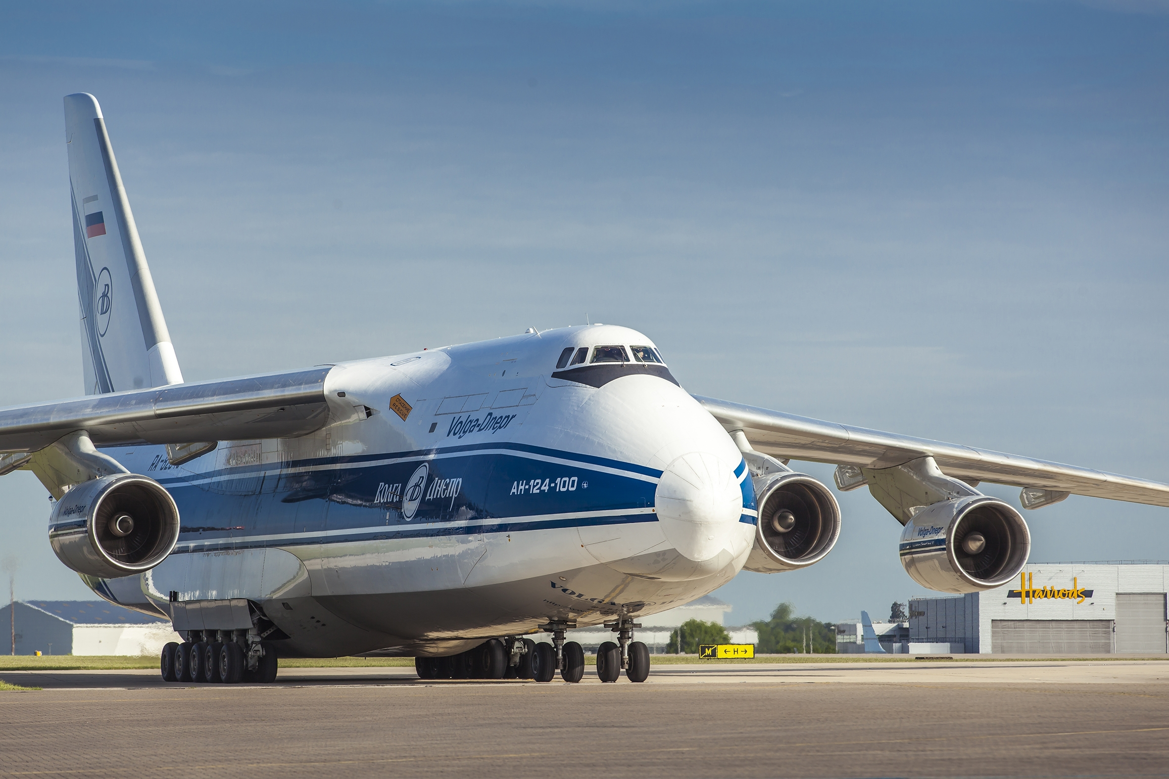 Volga-Dnepr Group restructures in light of Covid-19