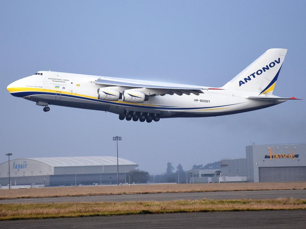 Antonov Sets Its Sights On Us And Hong Kong Air Cargo News