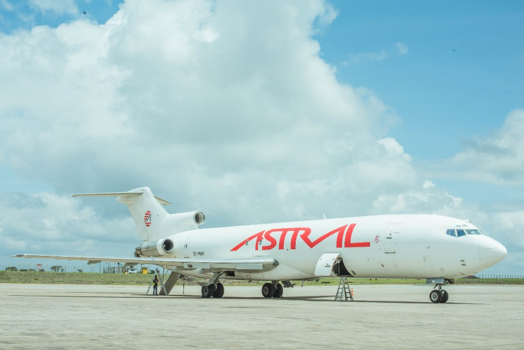 Astral expands intra-Africa air cargo network
