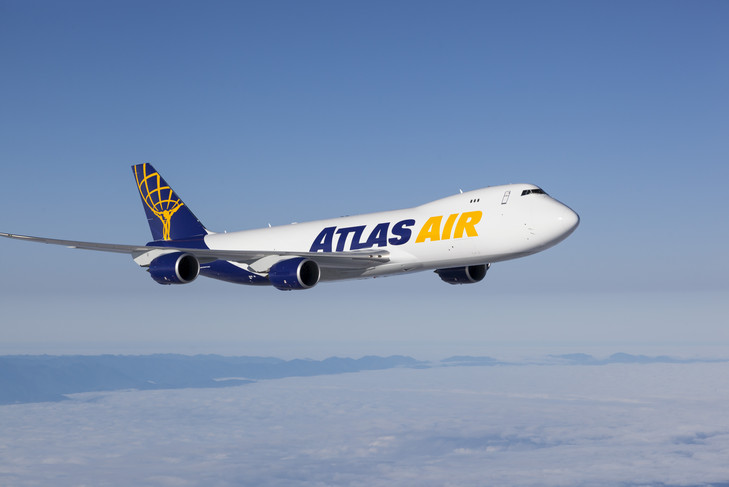 Atlas Air and ANA to code share on the transpacific