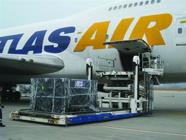 EL AL Israel Airlines back in the freighter market with Atlas deal