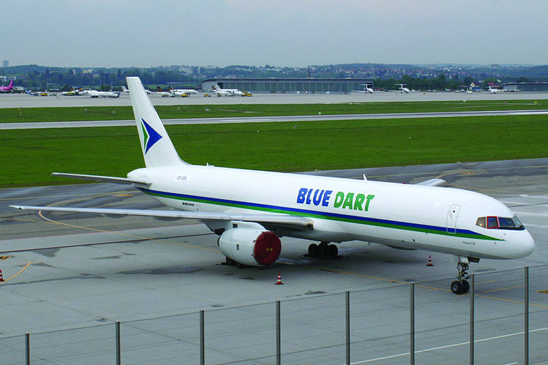 Blue Dart 'rightsizing' pushes company to Q3 loss