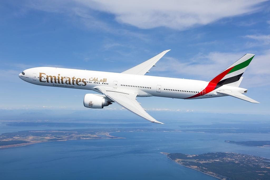 картинки самолеты эмирейтс