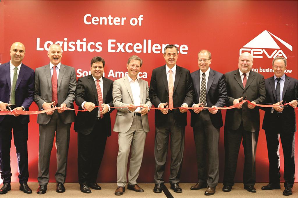 CEVA cuts the ribbon on new regional headquarters in Brazil