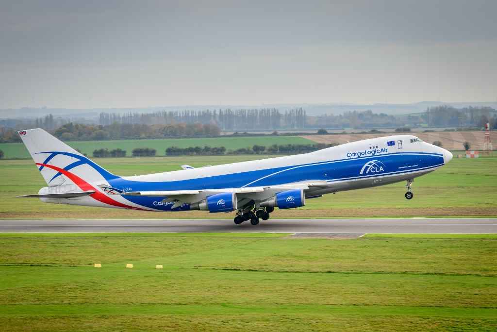 CargoLogicAir confirms suspension of services as China crisis takes its toll