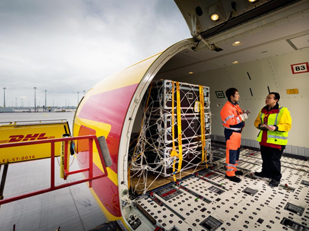 DHL recruits for Americas hub surge