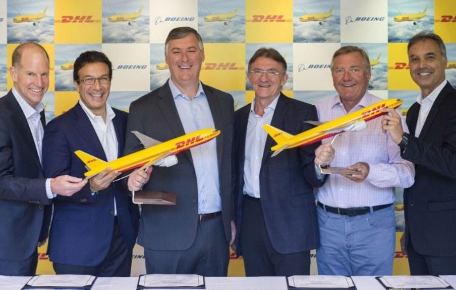 DHL orders 14 B777Fs to kick off Farnborough Airshow