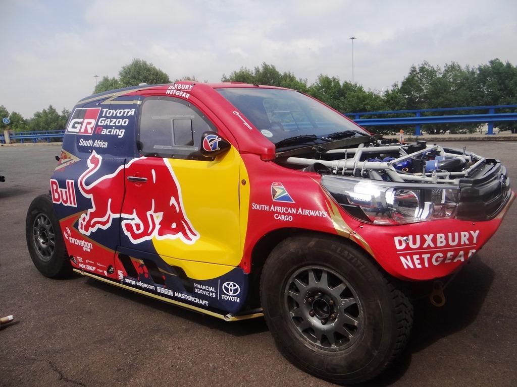 SAA Cargo races to transport Dakar rally vehicles ǀ Air Cargo News