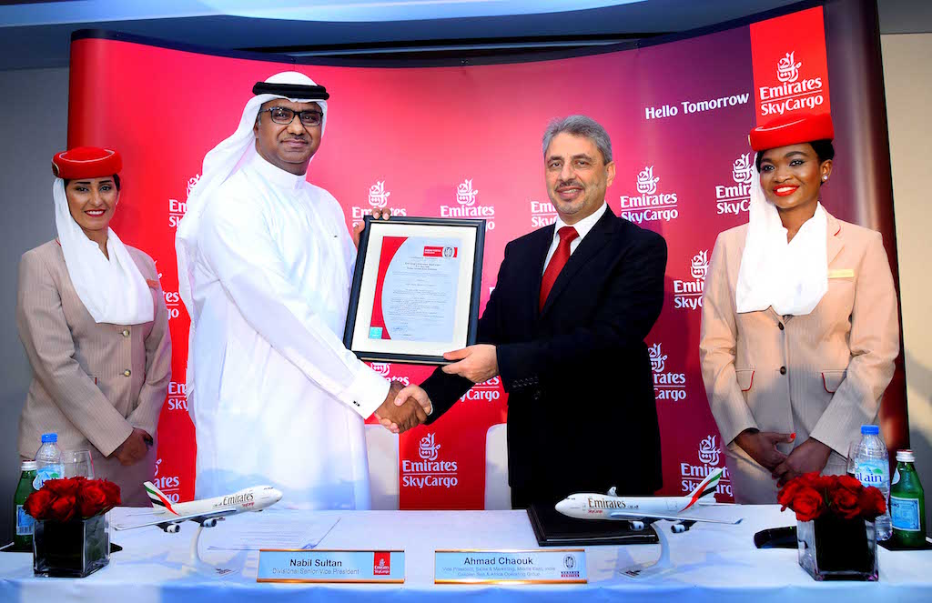 emirates senior vice president - 900×582