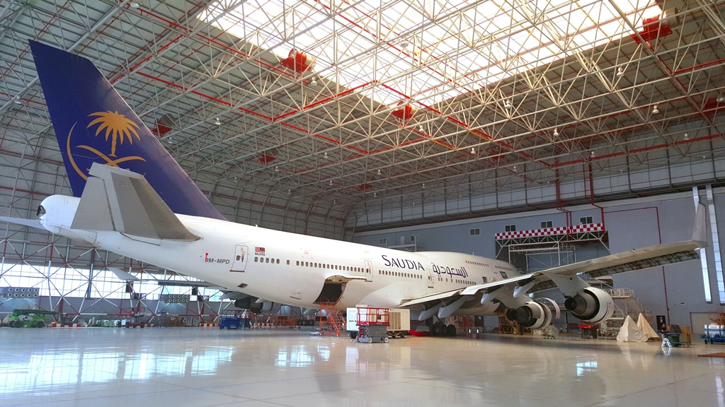 Eagle Mro Has Landed For Volga Dnepr Gulf Air Cargo News