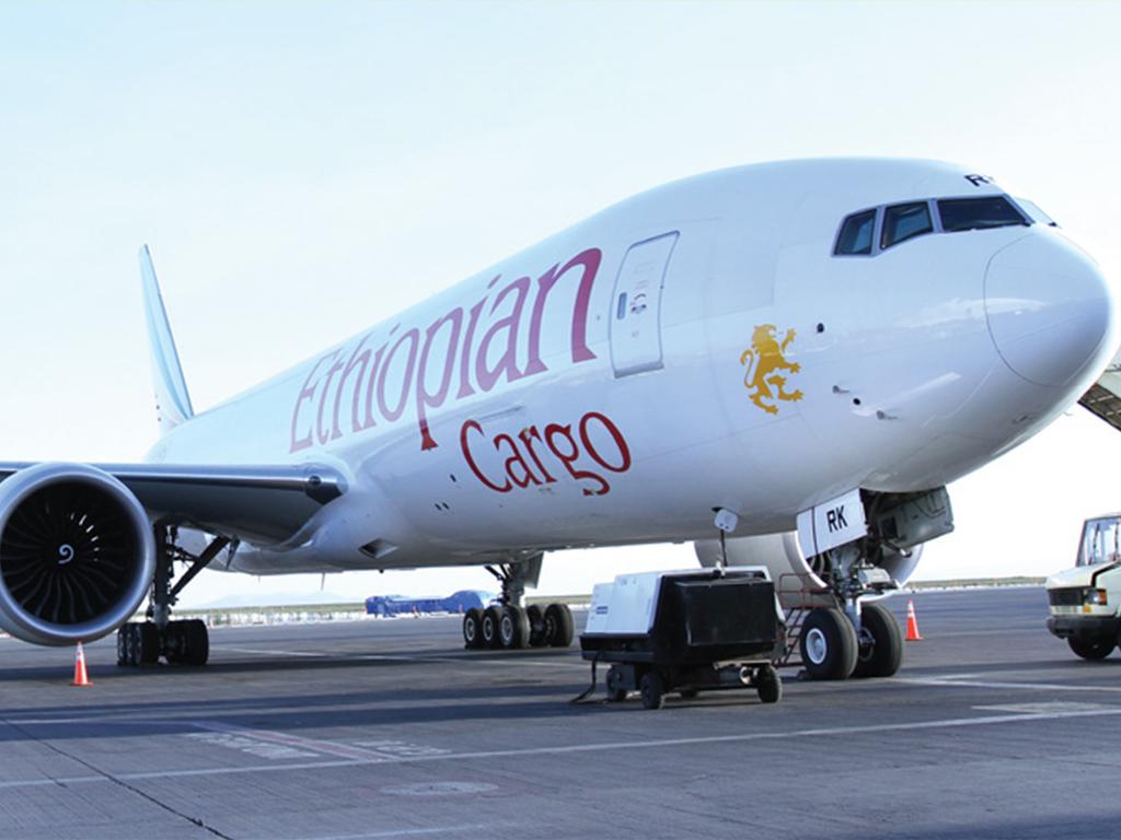 Ethiopian scoops Brussels cargo award
