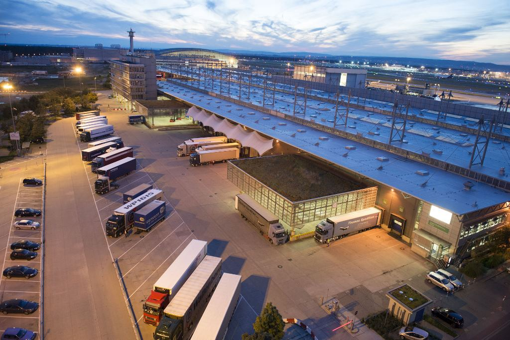 Frankfurt airport secures supply chains as cargo demand soars