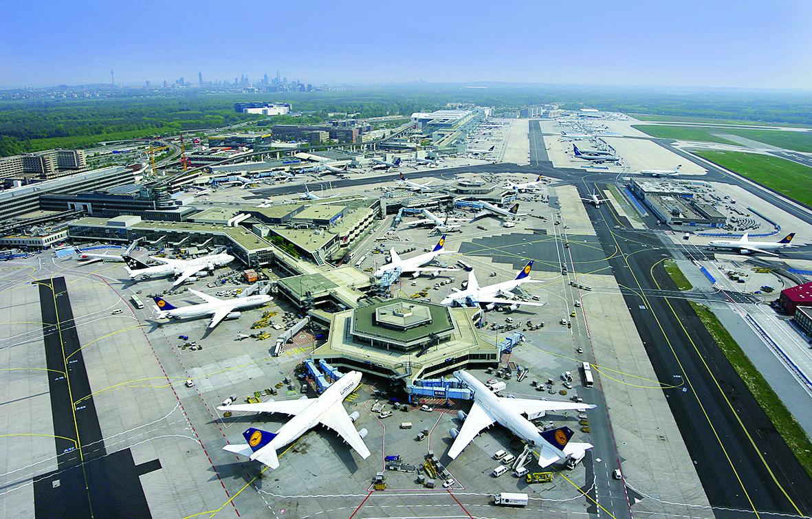 Frankfurt Cargo Up 1 7 Per Cent In 2014 Air Cargo News