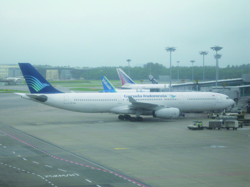 garuda and china airlines deal � air cargo news