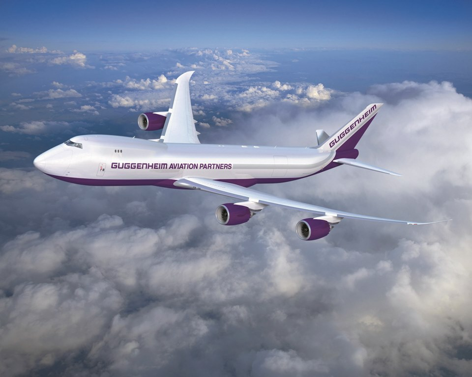Guggenheim sells aircraft arm to managers