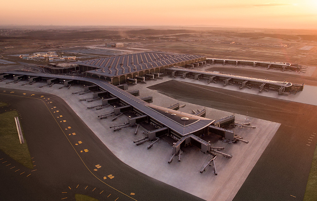 full opening of istanbul s new airport pushed back to march 3 ǀ air