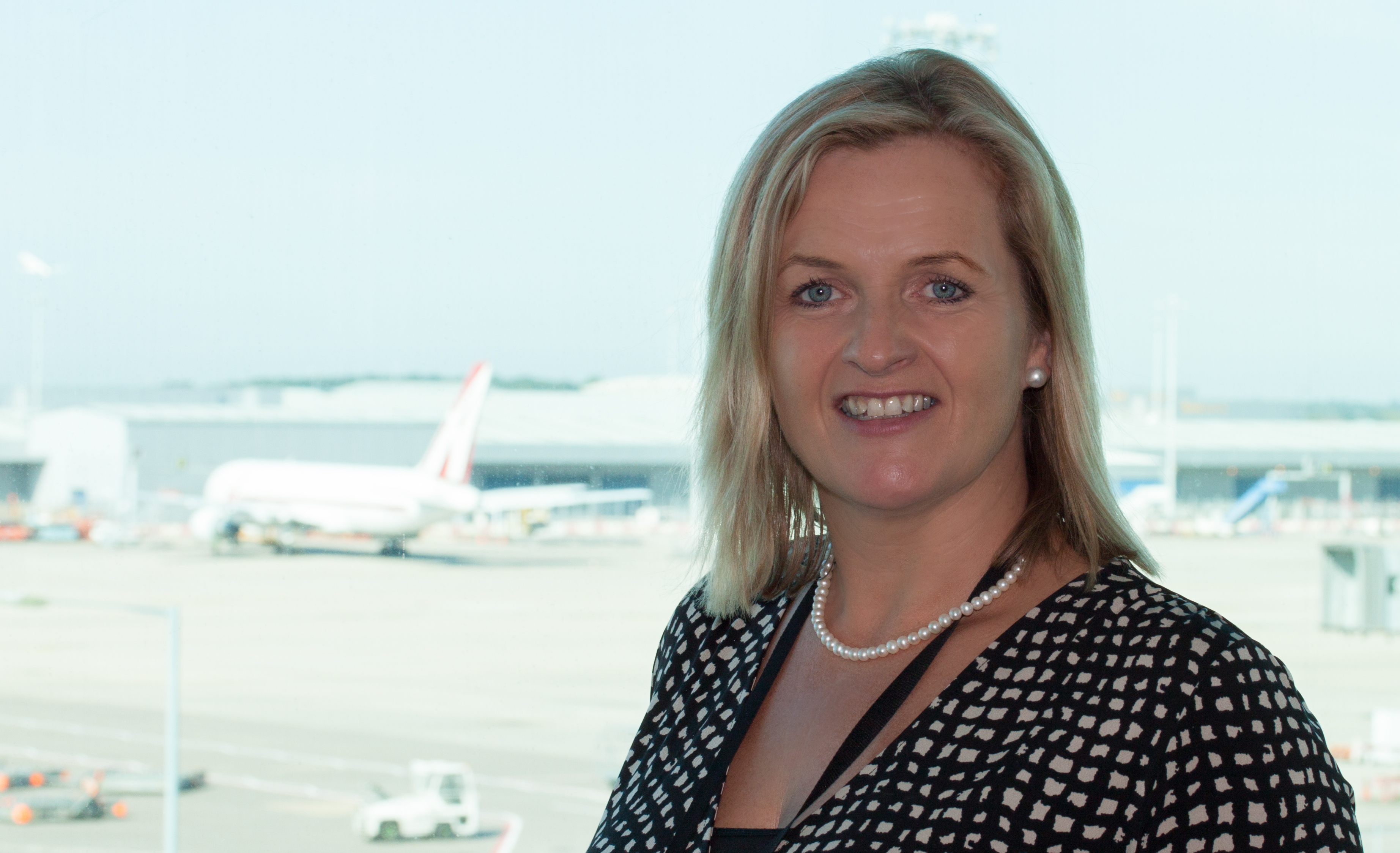 Smart choice as boss of East Midlands Airport