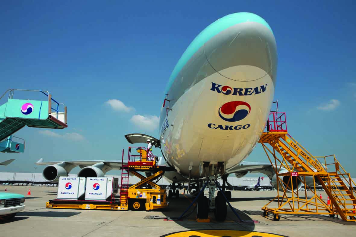 Korean doubles down on cargo amid challenging passenger market