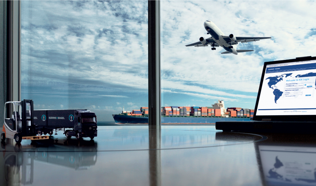 Apex acquisition set to make K+N the leading airfreight forwarder