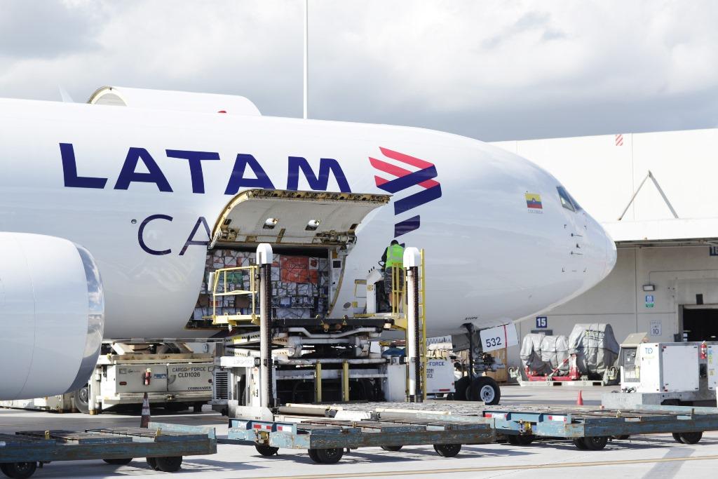 LATAM Cargo adds Miami-Florianopolis route to schedule