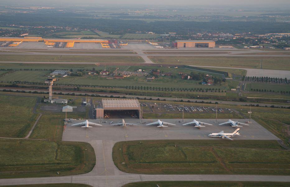 Leipzig/Halle experiences first-half cargo growth