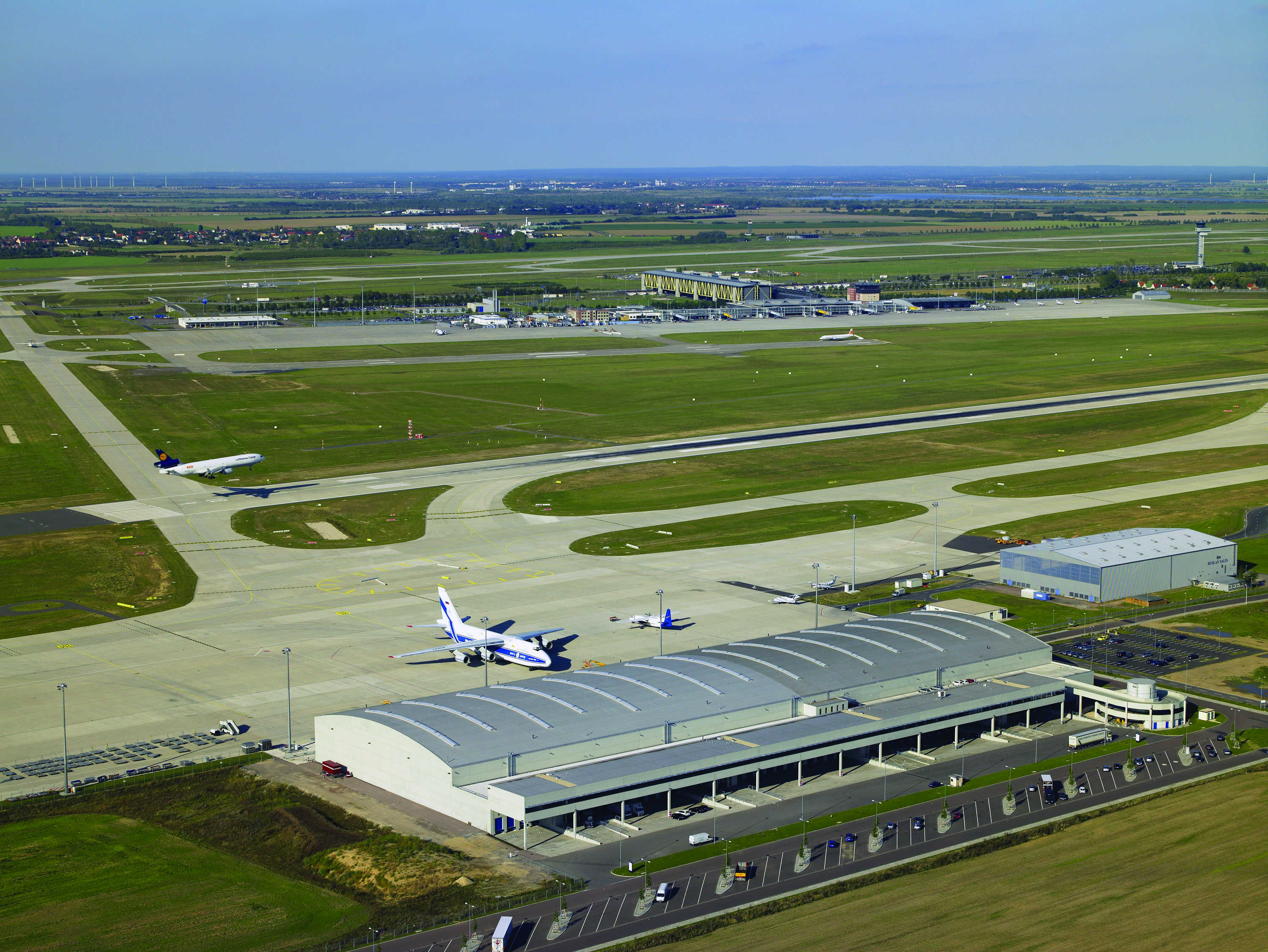 Steady Airfreight Volumes At Leipzig Halle Despite Covid 19