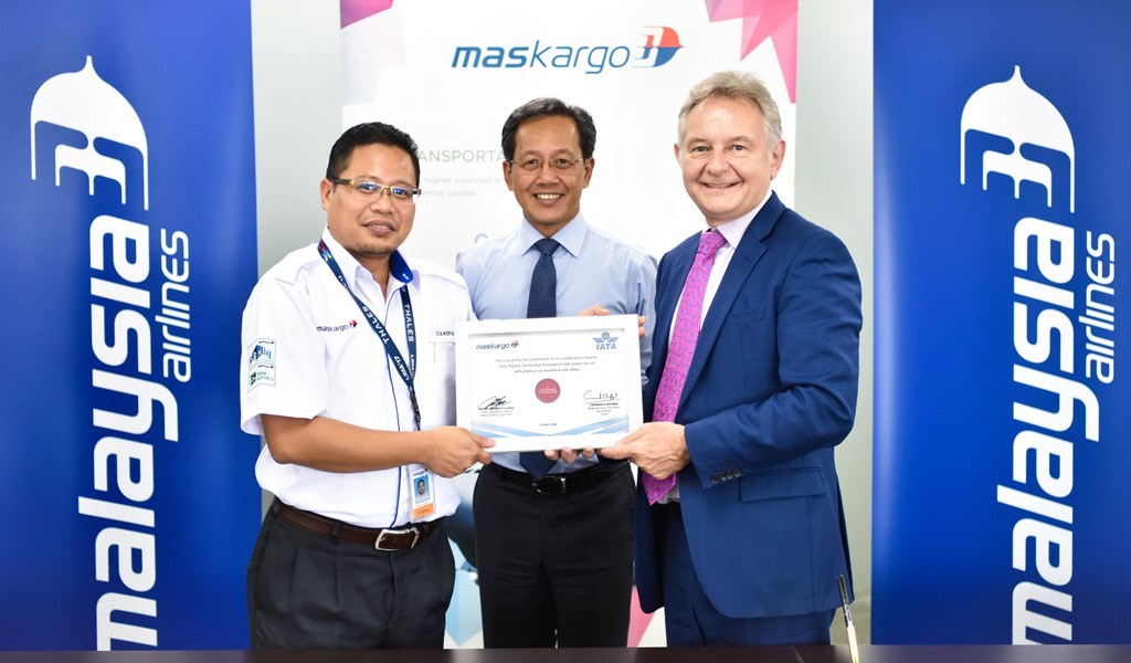 MAB Kargo aims to be first Malaysian airline to achieve CEIV Pharma ...
