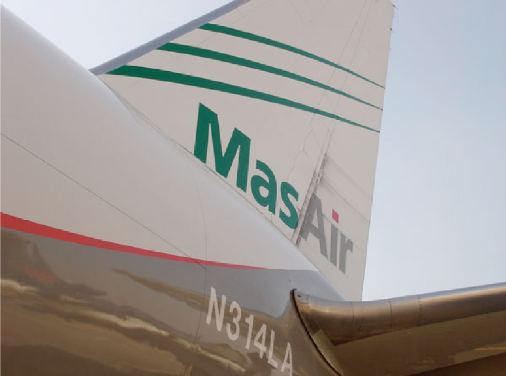 MasAir Cargo adds third B767F to fleet