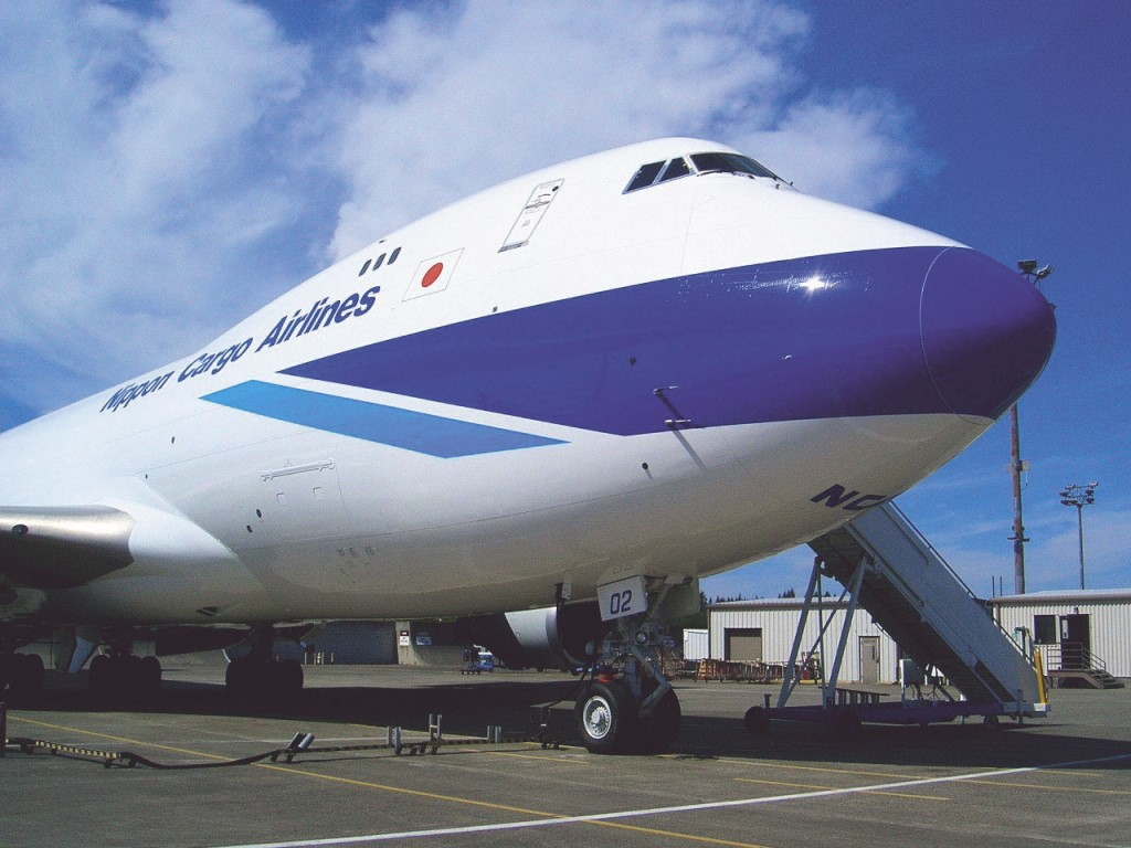Nippon Cargo and ASL partner on B747 freighters