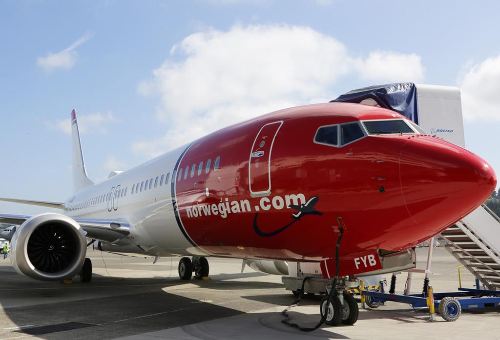 Belly enhancer as Norwegian opts for Telair cargo loading