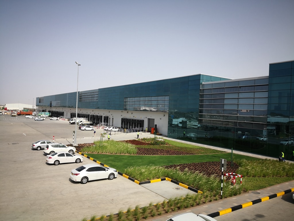 Oman Air Cargo's new Muscat facility helps boost freight traffic