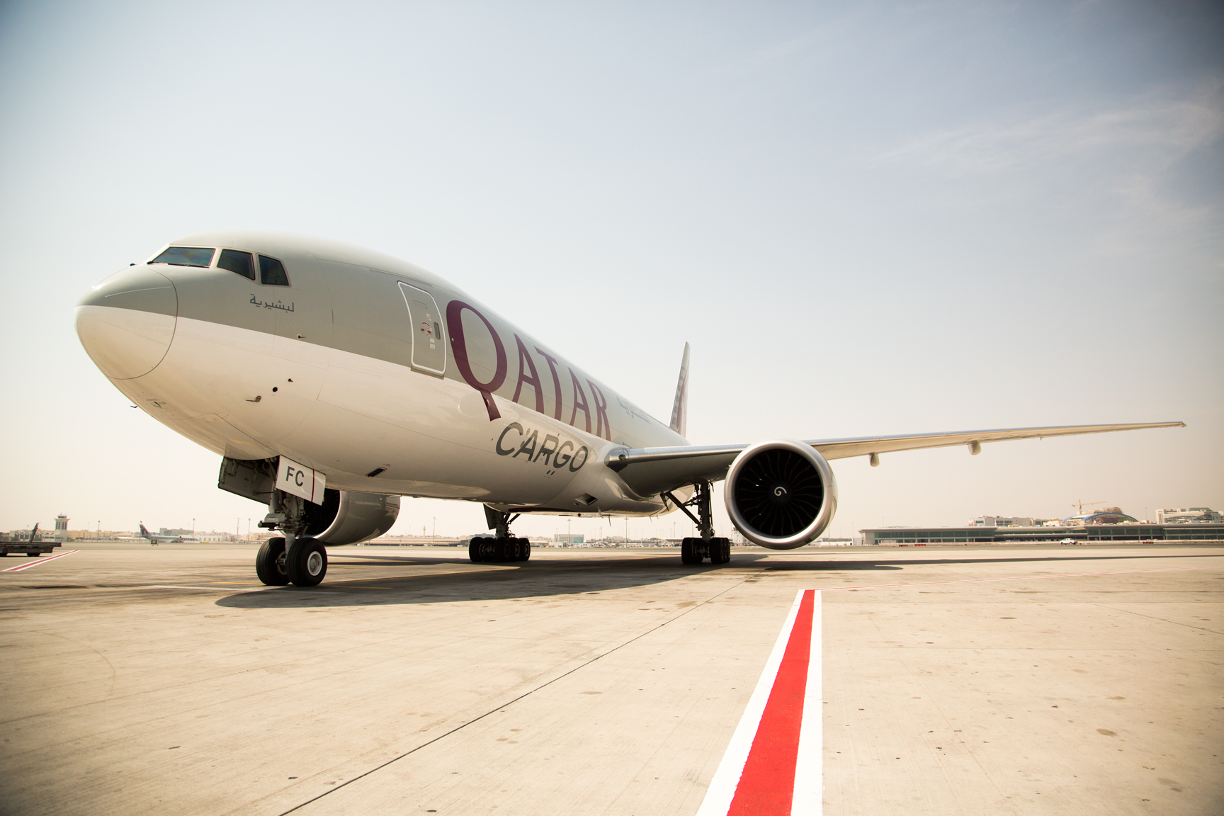 VIDEO: Qatar Cargo launches WeQare Chapter 2
