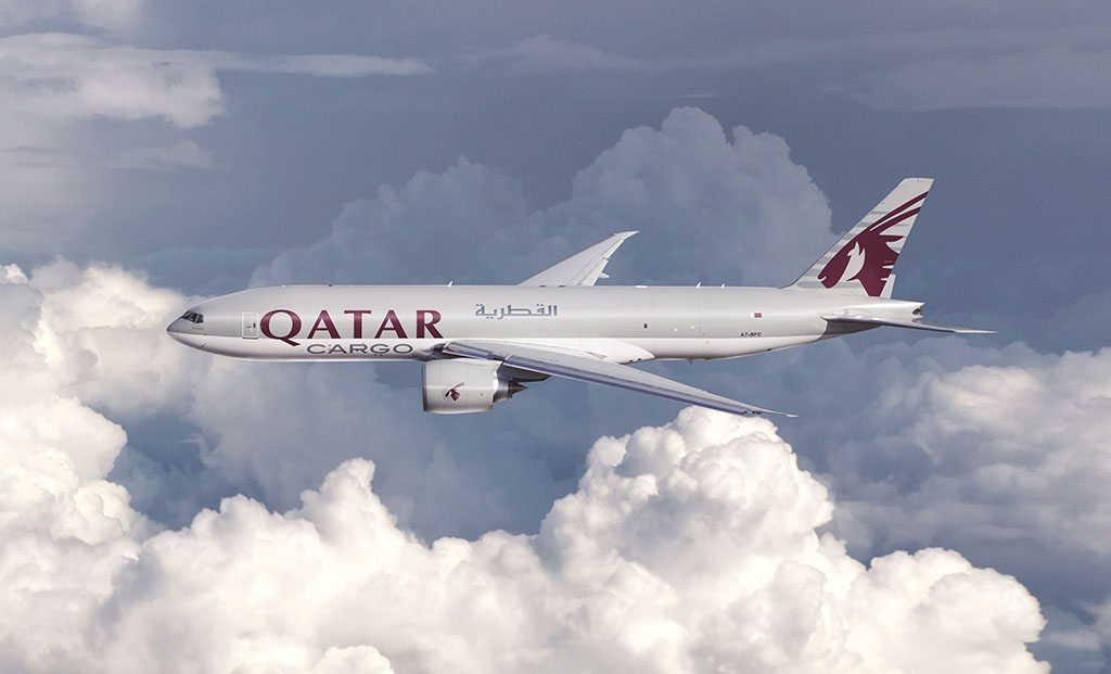 Qatar to add four freighter destinations in the Americas